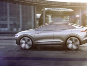 auto Elektromobil Volkswagen I.D. CROZZ bude umět sám řídit