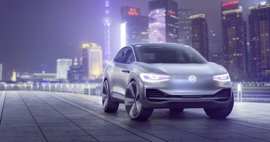 Elektromobil Volkswagen I.D. CROZZ