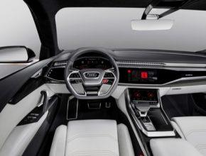 auto Audi Q8 sport concept Android Google