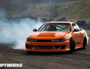 drifting auto
