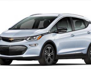 auto elektromobil Chevrolet Bolt EV