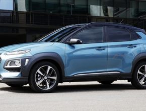auto Hyundai Kona crossover elektromobil 2018