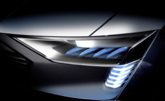 auto Varroc Lighting System světlomety audi