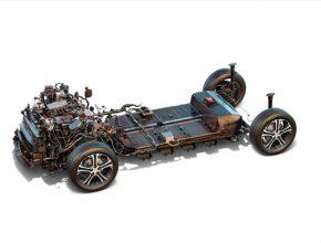 auto elektromobil Chevrolet Bolt EV baterie a elektrický pohon