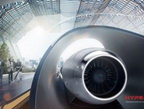 Hyperloop Jižní Korea