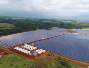 Tesla Powerpack a solární elektrárna na havajském ostrově Kauai