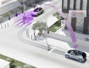 auto Volkswagen vybaví první modelovou řadu technologií pWLAN v roce 2019