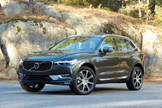 Nové Volvo XC60 - luxusní SUV