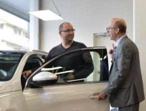 auto nákup vozu PSA Citroen Peugeot DS