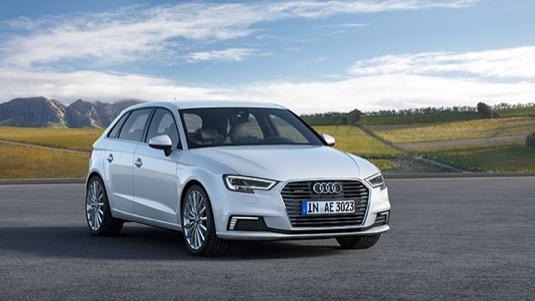 auto plug-in Hybrid Audi A3 e-tron
