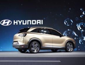 Hyundai Motor naznačuje vpředpremiéře novou generaci vozidel na vodík