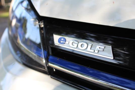 Volkswagen e-Golf elektromobil test