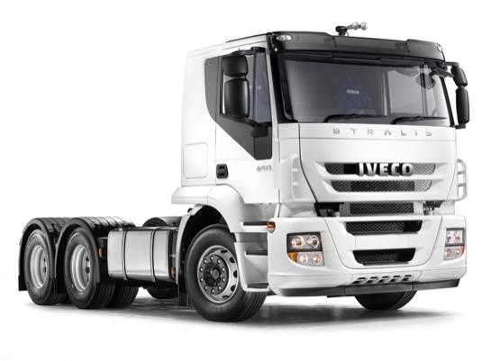 Iveco Stralis je těžký nákladní automobil, který od roku 2002 vyrábí italská automobilka Iveco.