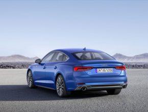 Nově lze objednávat také Audi A4 Avant g-tron již od 1 113 900 Kč, A5 Sportback g-tron od 1118900 Kč