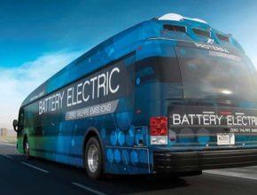 auto elektrobus elektrický autobus Proterra Catalyst E2 Max