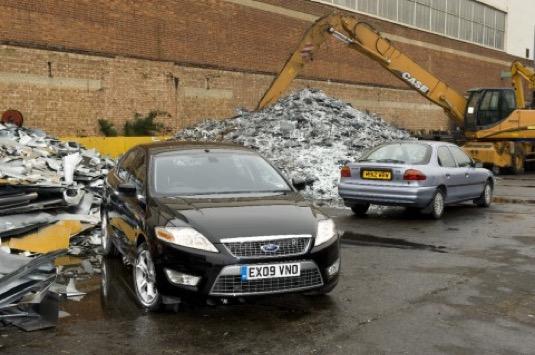 Celkem 82 různých zařízení Fordu po celém světě se může pochlubit tím, že nevyváží na skládky vůbec žádný odpad