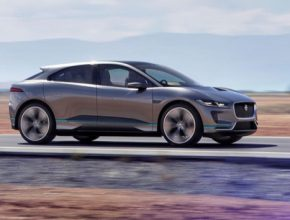 auto elektromobil Jaguar iPace