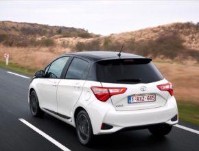 Toyota Yaris Hybrid patří mezi nejprodávanější hybridní auta u nás