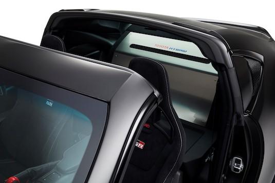 auto Toyota GR HV Sports hybrid