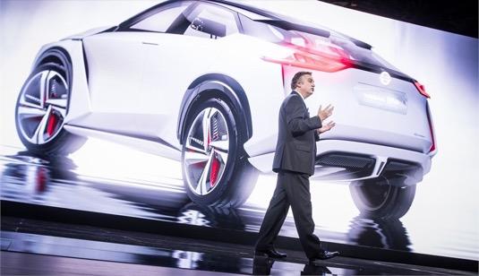 Nissan na tokijském autosalonu zrychluje tempo elektrifikace – představuje nové koncepty vozů s nulovými emisemi a oznamuje účast ve Formuli E