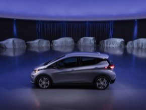 auto elektromobily General Motors GHM