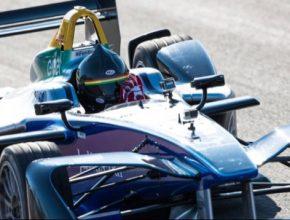 auto elektromobil elektrická formule elektroformule Formula E Nissan