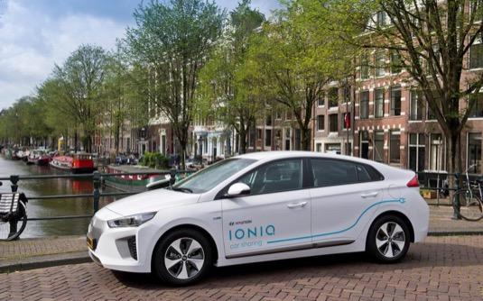 auto elektromobily Hyundai Ioniq Electric