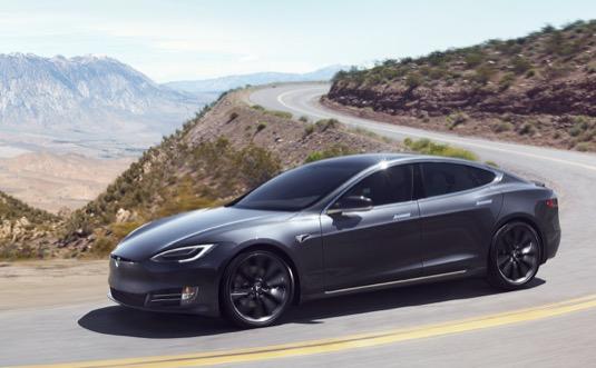 auto elektromobil Tesla Model S Nizozemsko nejprodávanější