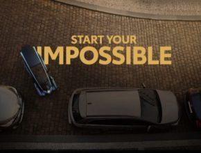 auto Totyota kampaň Start your Impossible
