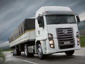 auto tahač kamion Volkswagen Tractor Constellation
