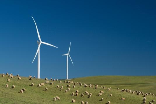 Větrná farma Hornsdale, Jižní Austrálie
