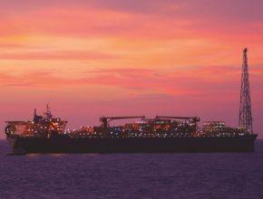 Tanker pro přepravu zkapalněného zemního plynu