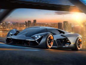 auto Tero Millennio elektromobil supersport