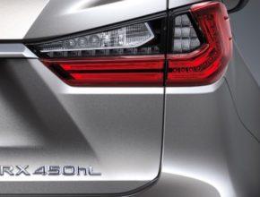 auto hybrid Lexus RX 450h L