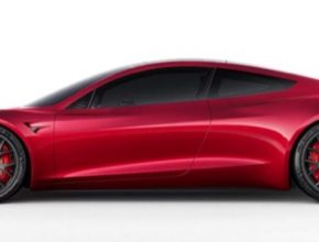 auto elektromobil Tesla Roadster nová generace