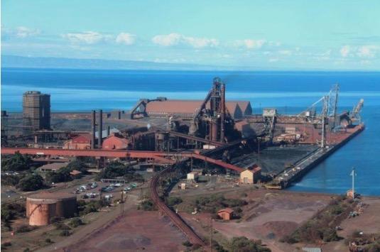 Ocelárna Whyalla, Jižní Austrálie