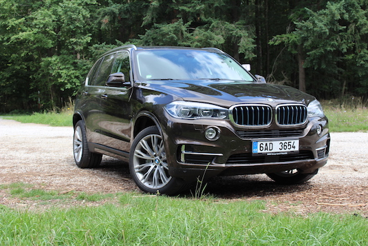 auto plug-in hybrid test BMW X5 xDrive40e