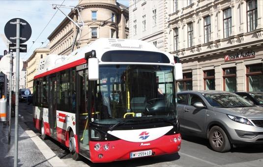 auto trolejbus siemens