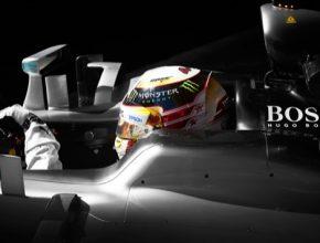 závody Formule 1 Hugo Boss