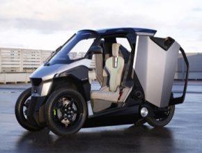 elektromobil EU-LIVE do města