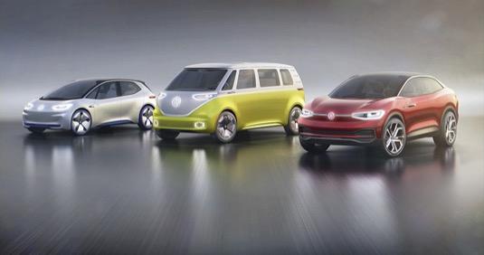 Největší produktová a technická ofenziva vhistorii značky Volkswagen nabývá stále konkrétnější podoby.