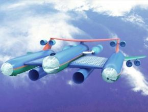 vzducholoď AeroPrag 250