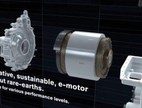 auto elektrický pohon elektromotor BMW