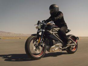 auto Harley-Davidson Livewire
