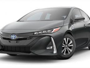 auto Toyota Prius Prime plug-in hybrid