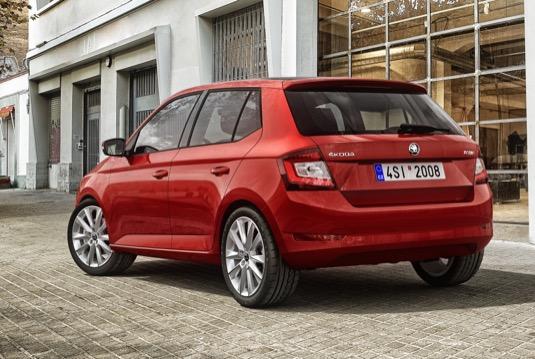Nová Škoda Fabia se představí v Ženevě