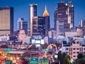 auto Atlanta USA nové sídlo PSA
