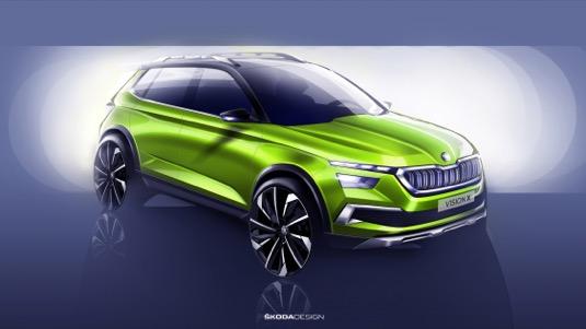 Studií Škoda Vision X představí česká automobilka nejen svou vizi moderního crossoveru, ale i třetího modelu úspěšné rodiny vozů SUV.