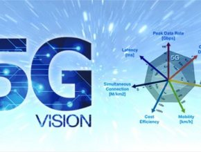 Samsung 5G mobilní sítě