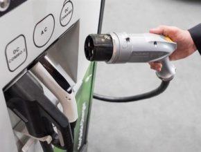 auto nabíjecí stanice Itálie rychlonabíječka pro elektromobily E-VIA FLEX-E